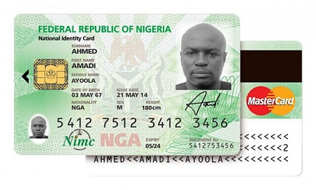 Biometric ID Cards