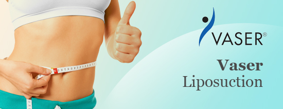 why vaser lipo suction works