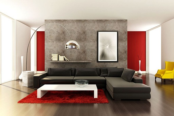 The decor can affect your mood