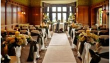 Six Amazing Wedding Venues