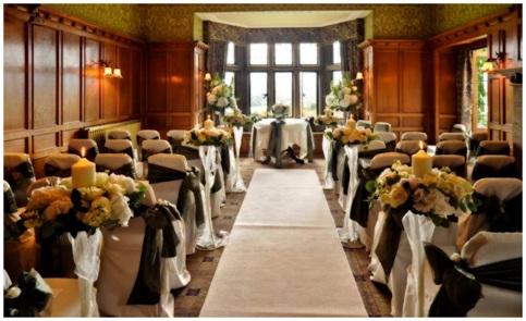 Six Amazing Wedding Venues