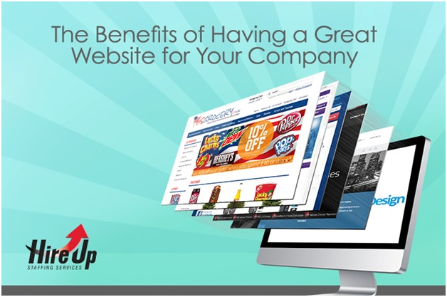 The benefits of a great website