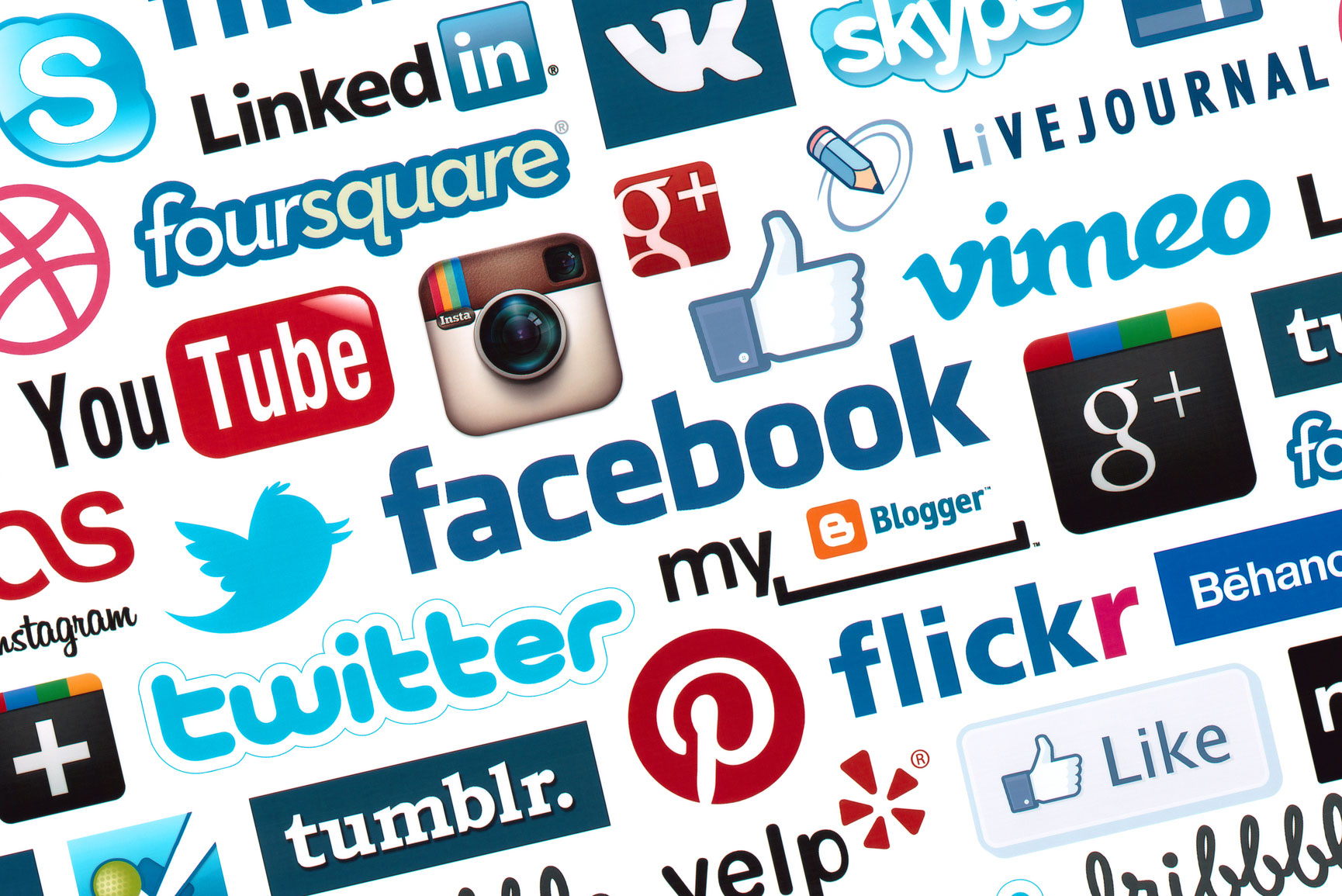 More than half of users use mobile devices to access social networks on a daily basis