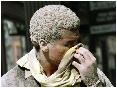 What Excessive Dust Inhalation can be doing to your Lungs