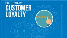What are the factors that determine customer loyalty
