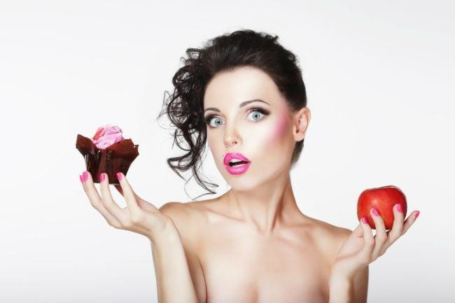 Is it normal to prefer sweet foods before menstruation