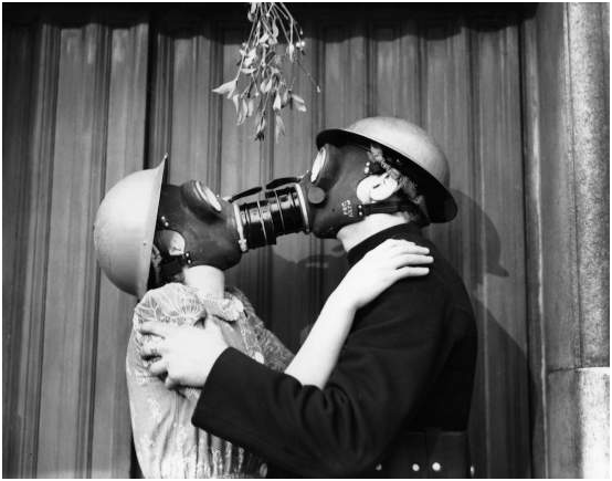 Christmas in Wartime London
