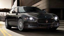 The Maserati Quattroporte Sport GT S