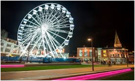 You'll love Leicester this Christmas