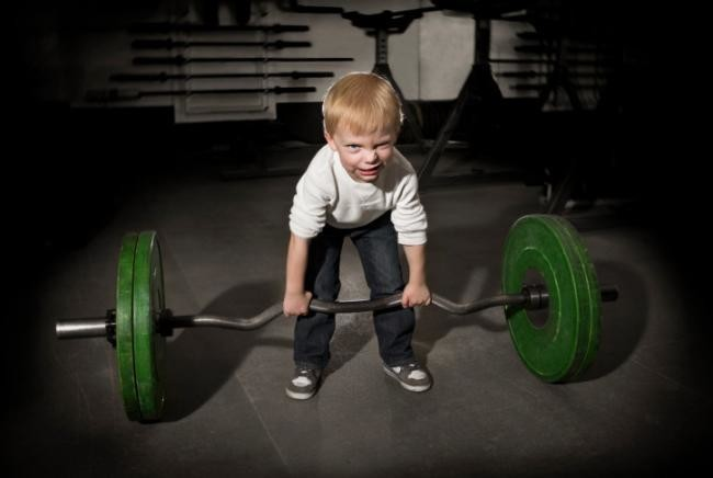 Strength training in children What science says about it