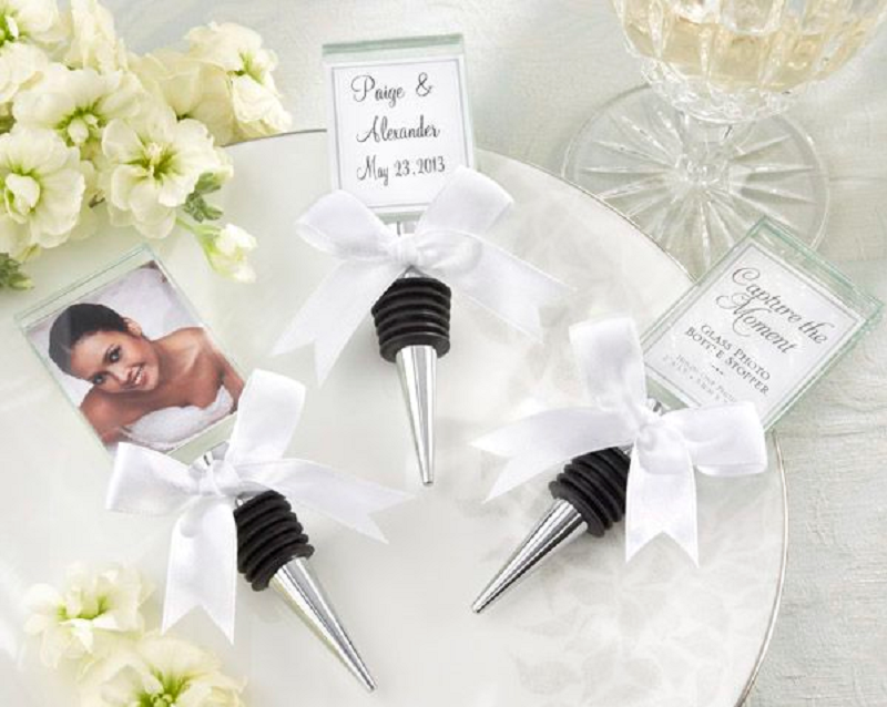 Why not try these quirky wedding favours
