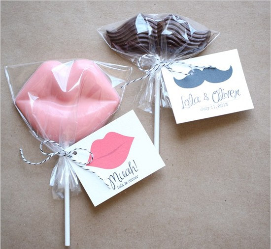 Why not try these quirky wedding favours2
