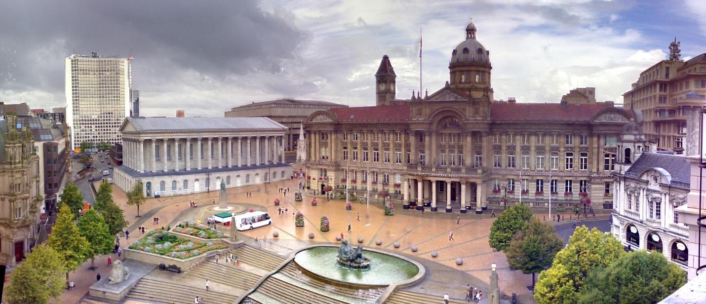 A Short History of Birmingham 2