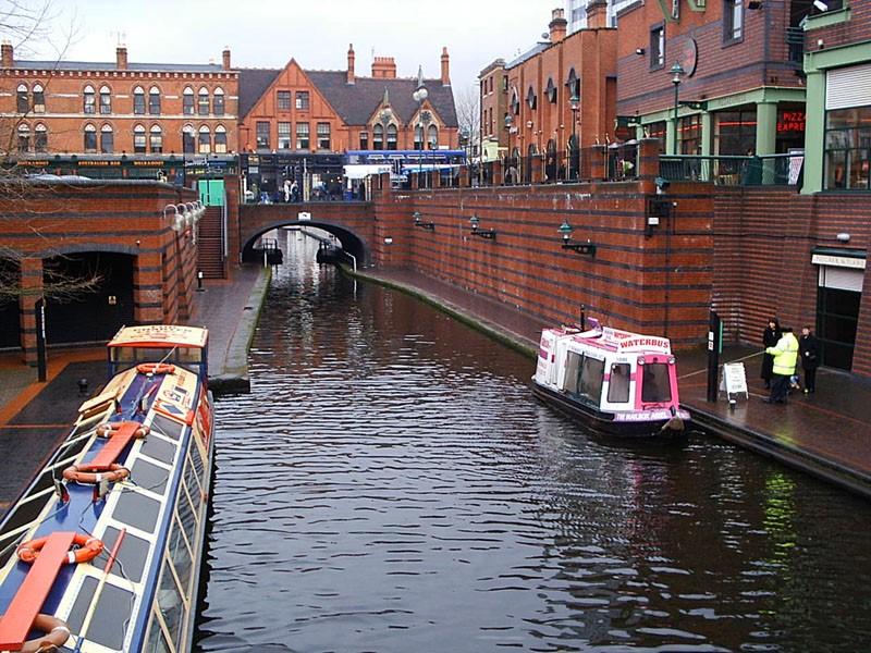 A Short History of Birmingham