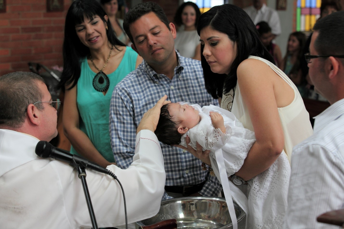 Nine Christening Traditions from Across the World