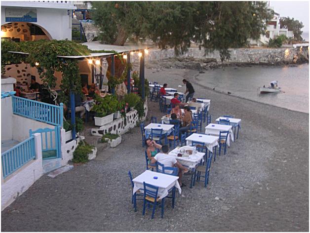 Ten Great Greek Beach Bars2