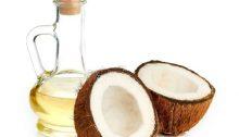 Coconut oil has many benefits