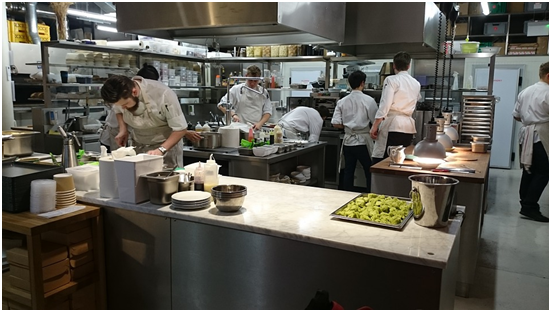 How the Commercial Kitchen Has Evolved Over the Last 30 Years