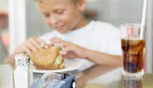 Seven breakfasts forbidden for children